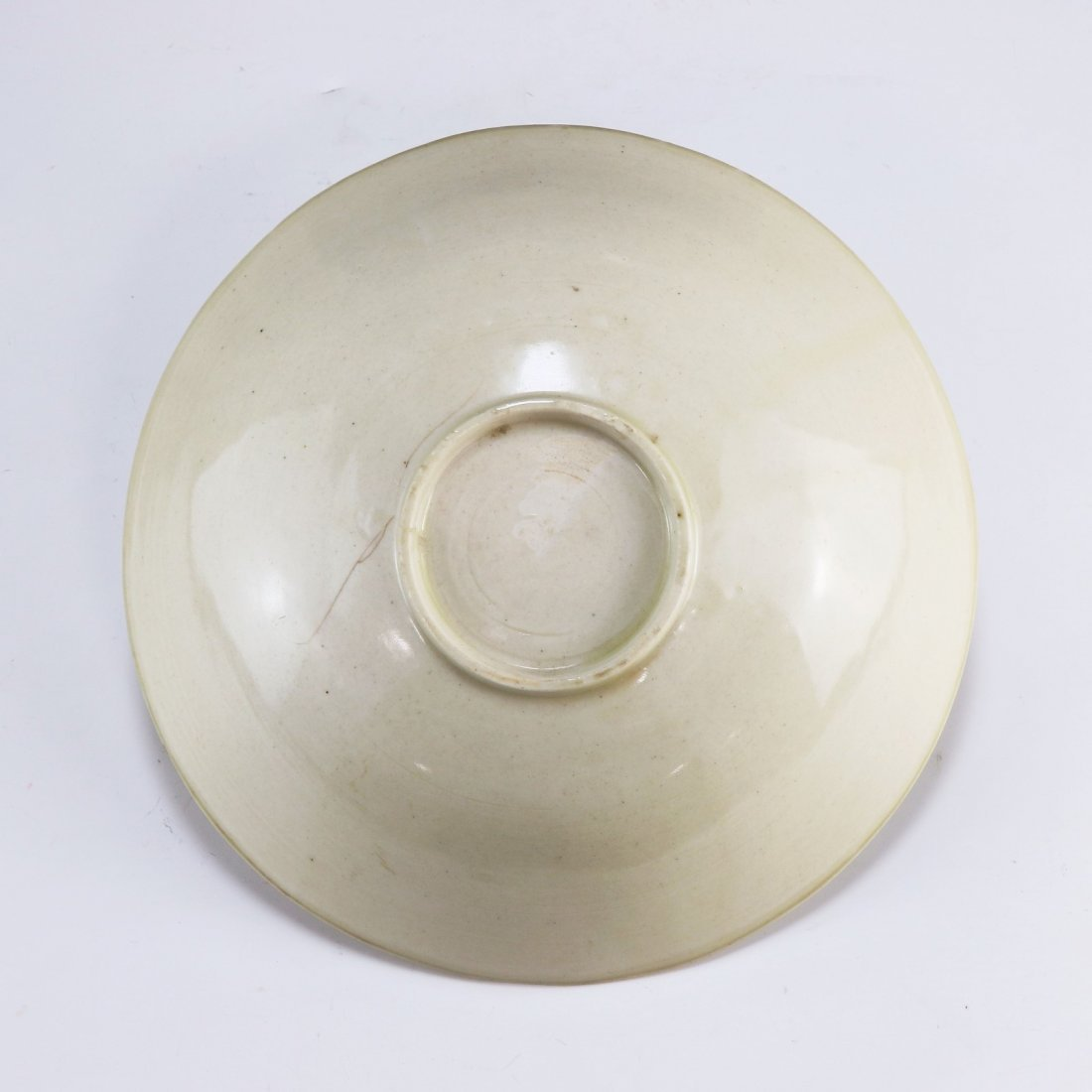 A Rare Dingyao Incised 'Daylily' Bowl - 4