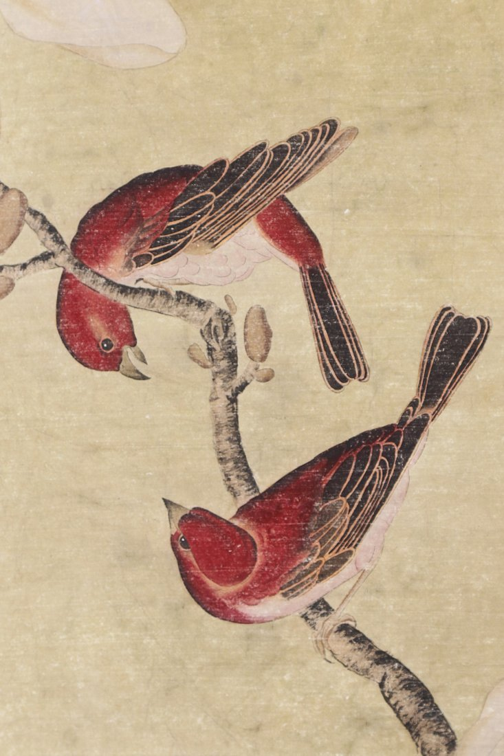 A Chinese Antique Paper Painting By Wang, Chengpei - 2