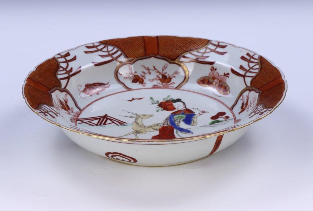 A Japanese Antique Porcelain Plate - 2