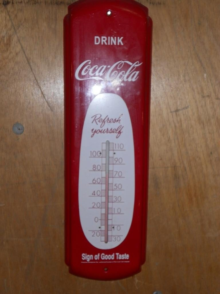 439A: Red Coke Therometer