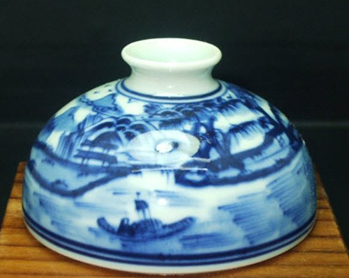 Fine Chinese Blue & White Water Pot