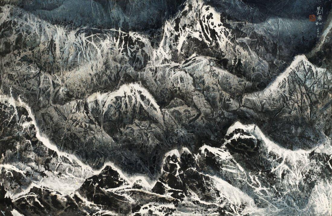 LIU Kuo-sung (Taiwanese, b. 1932)