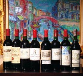 Brilliant Bordeaux Series 1982
