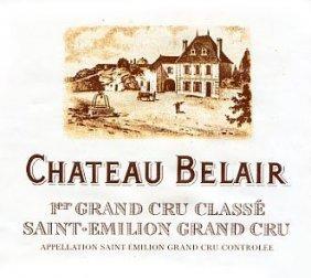 Château Belair-Monange 1982