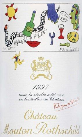 Ch�teau Mouton Rothschild 1997