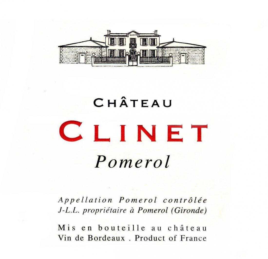 Château Clinet 1989