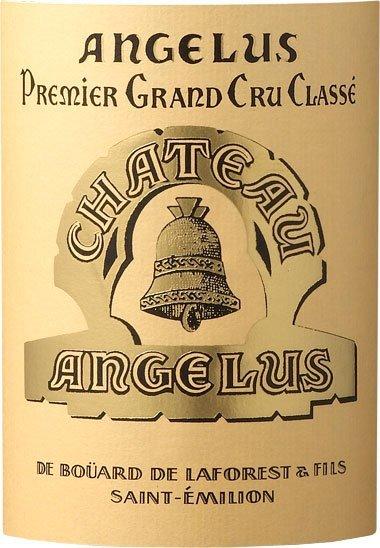 Château Angélus, Saint-Émilion 1990