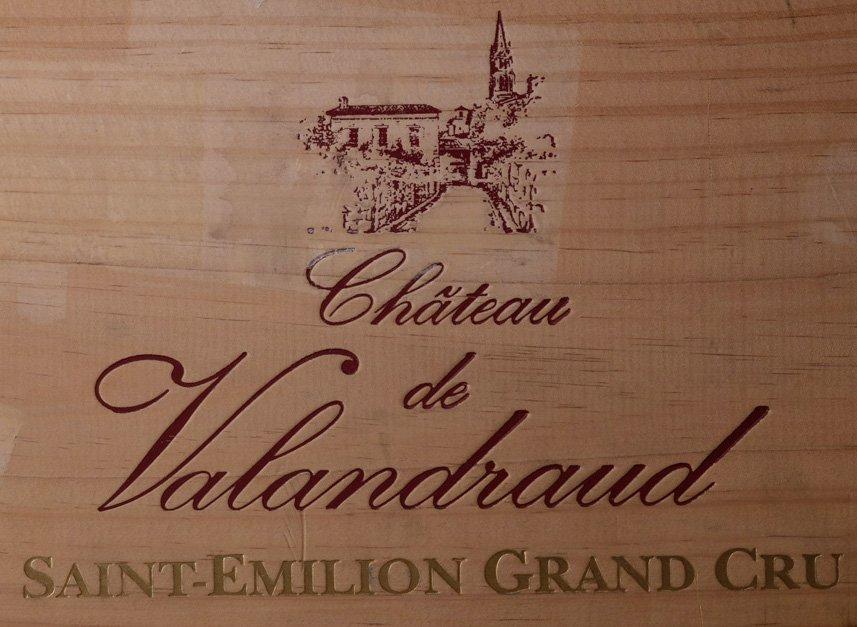 Château de Valandraud, Saint-Émilion 1996