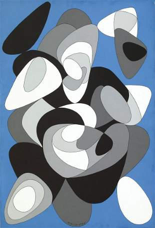 Victor VASARELY (Hungarian-French, 1906-1997)