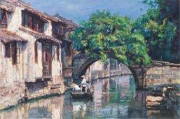 CHEN Yifei (Chinese, 1946 - 2005)