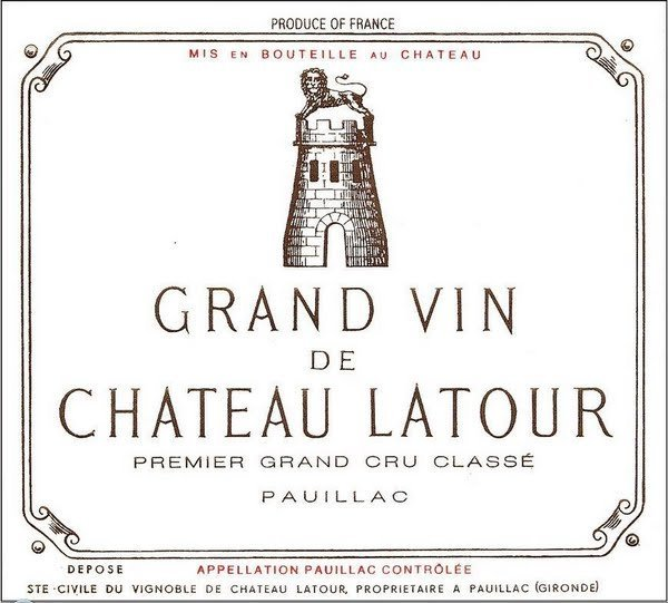 Château Latour 2001