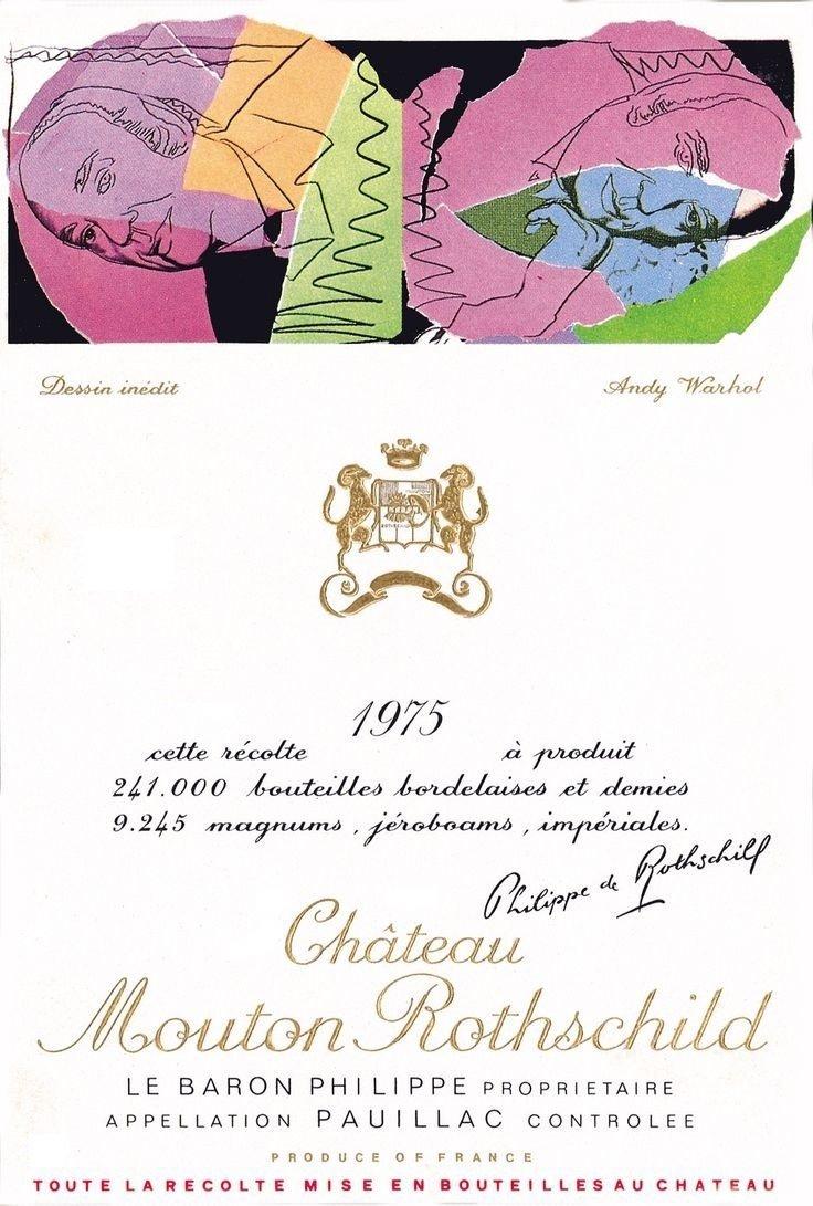 Château Mouton Rothschild 1975