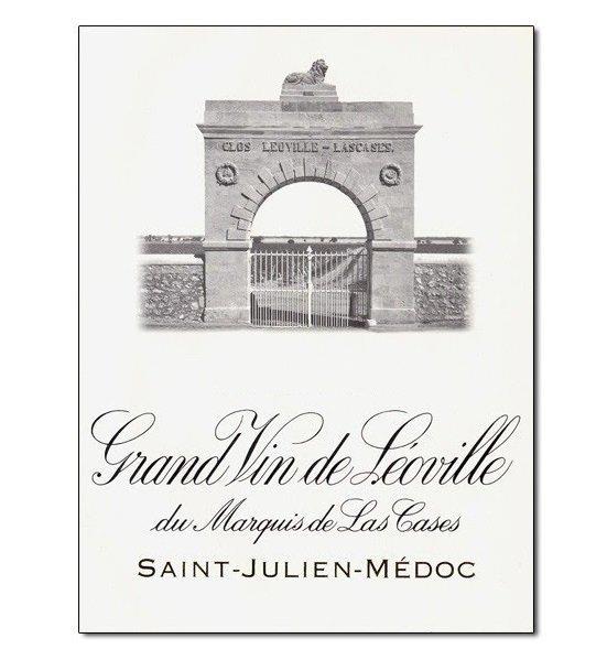 Château Léoville Las Cases 2000