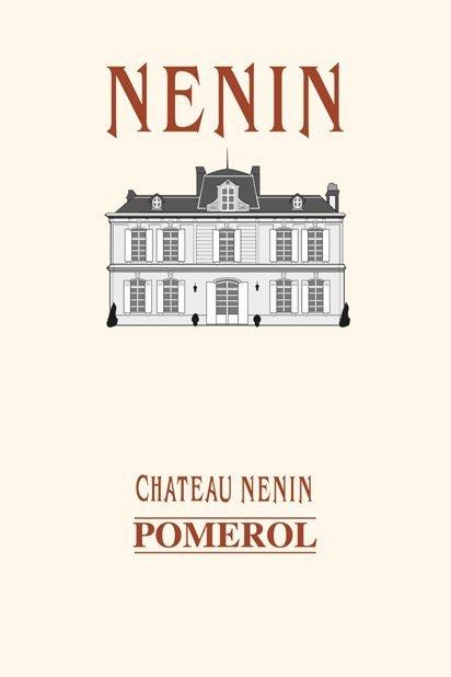 Château Nenin 1989
