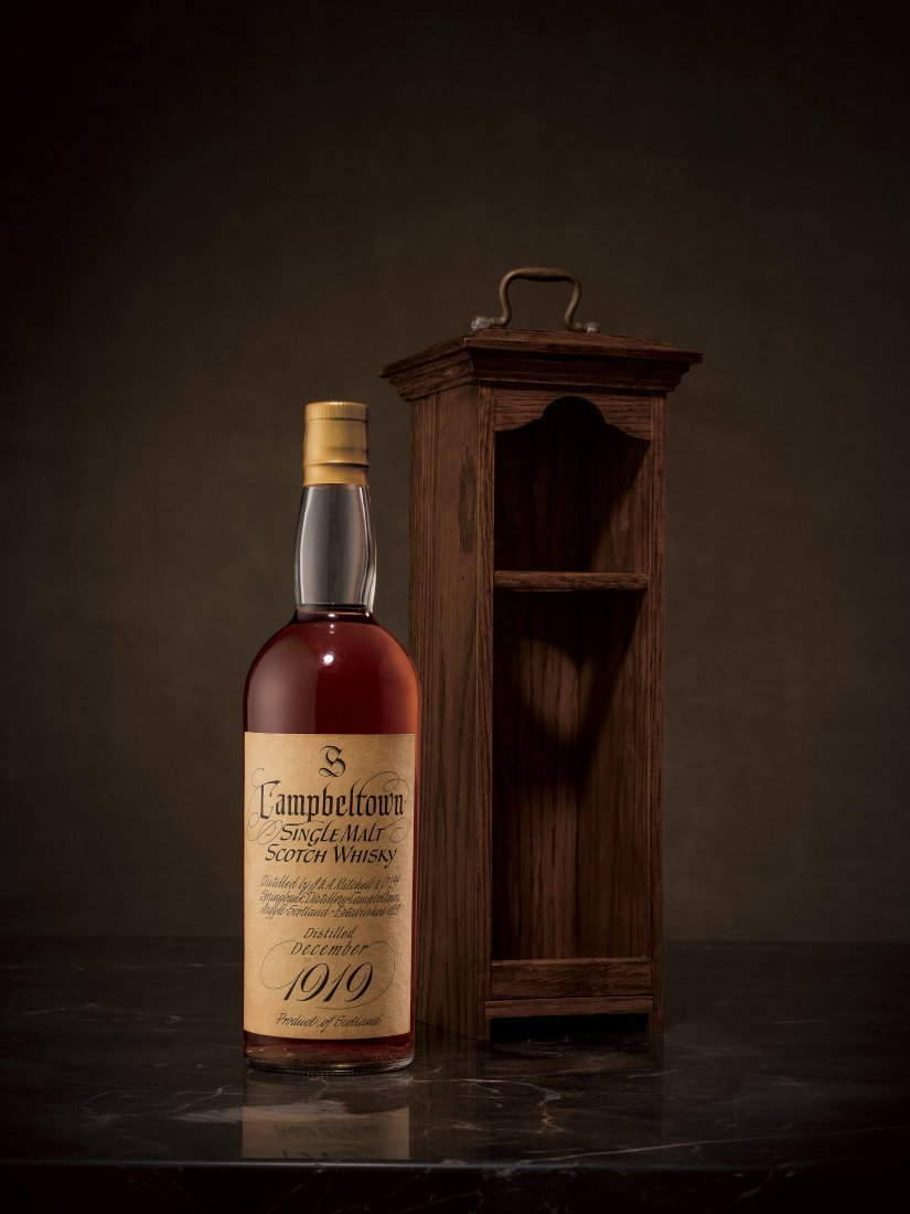 Springbank 1919 50 Years Old