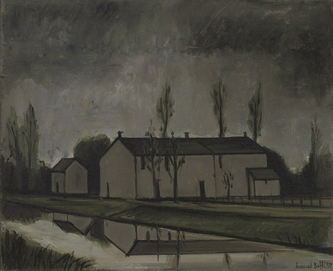 Bernard BUFFET (French, 1928 - 1999)