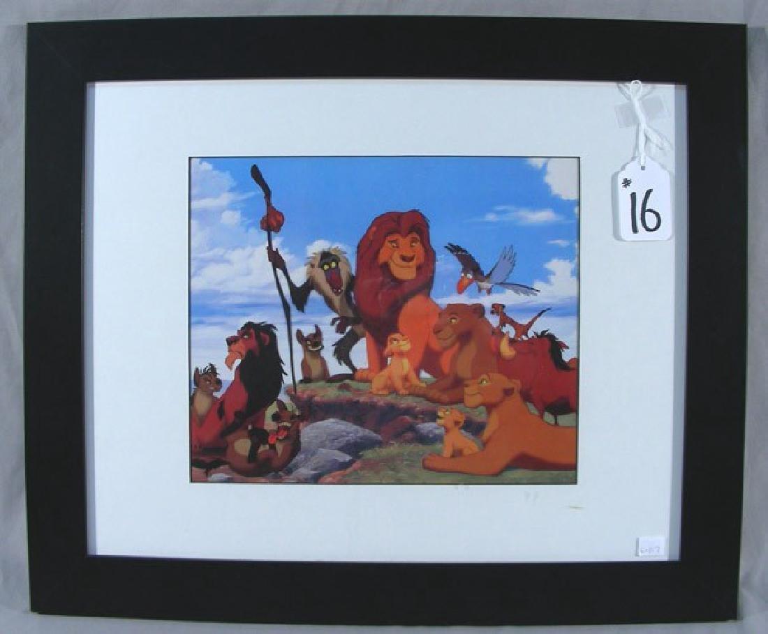 LION KING SERICEL
