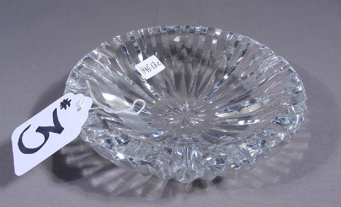 WATERFORD CRYSTAL DISH/ASHTRAY