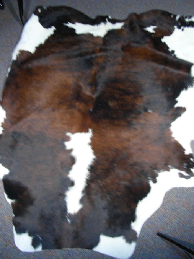 ORIGINAL COW HIDE AREA RUG