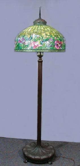Beautiful, Original Tiffany Studios Floor Lamp