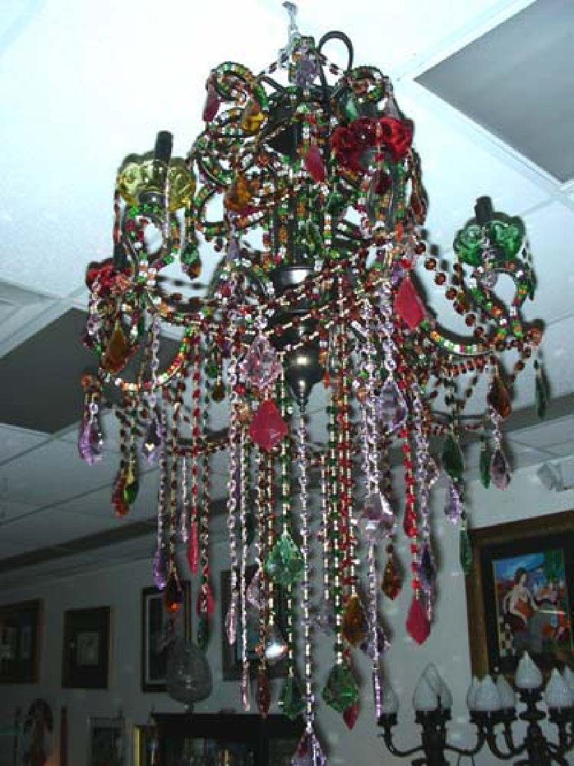MILANO CRYSTAL CHANDELIER