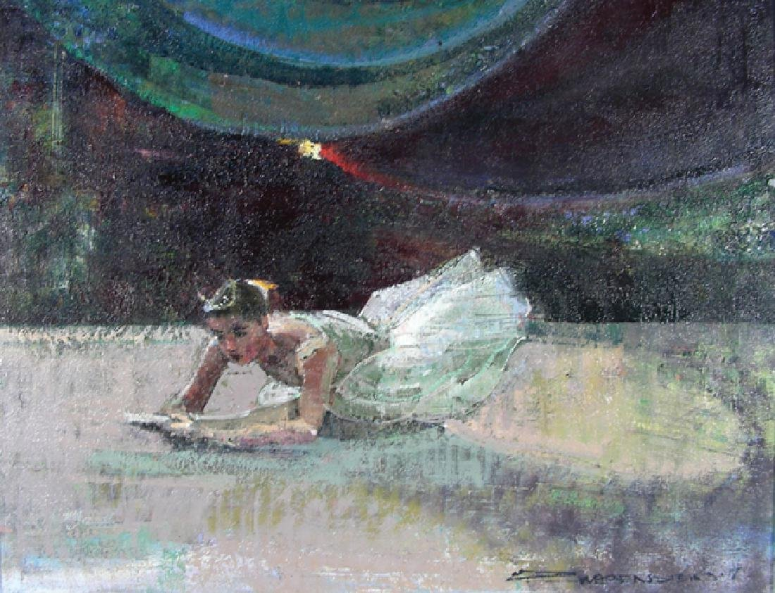 ALEX ZWARENSTEIN (1952-    ) ZIMBABWEAN