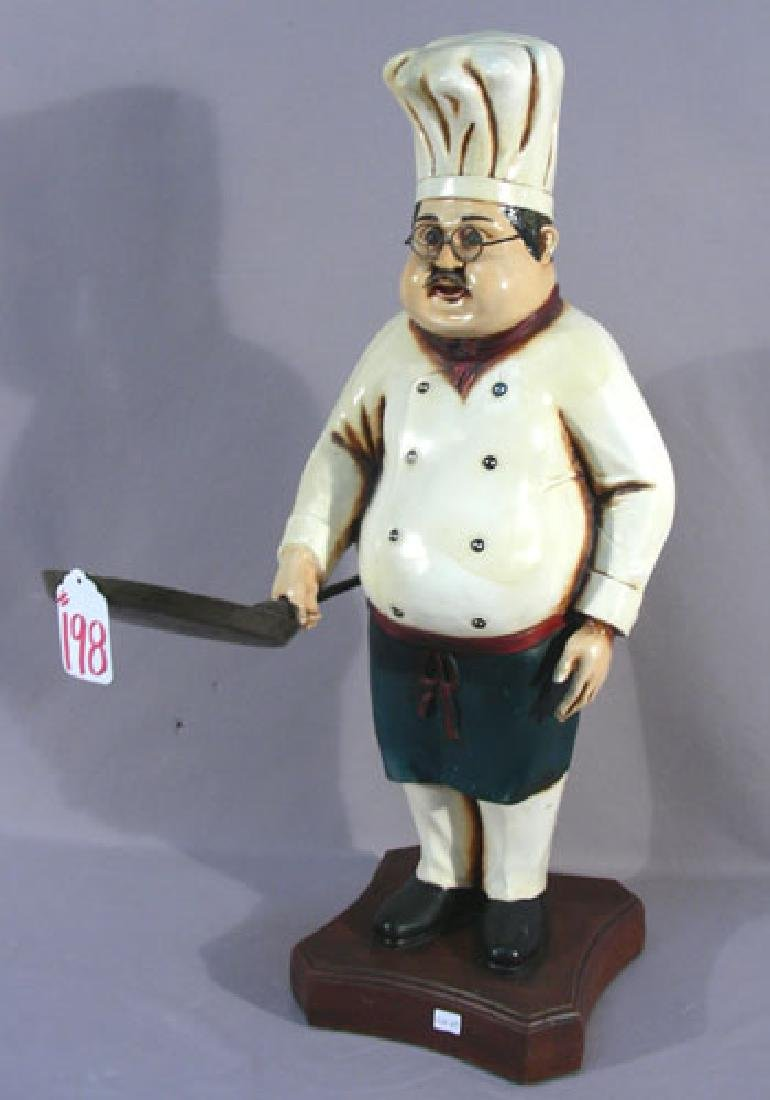 HUMOROUS COMPOSITION CHEF