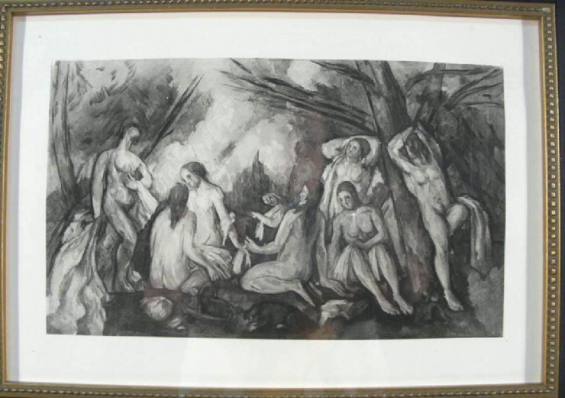 PAUL CEZANNE (1838-1906) FRENCH