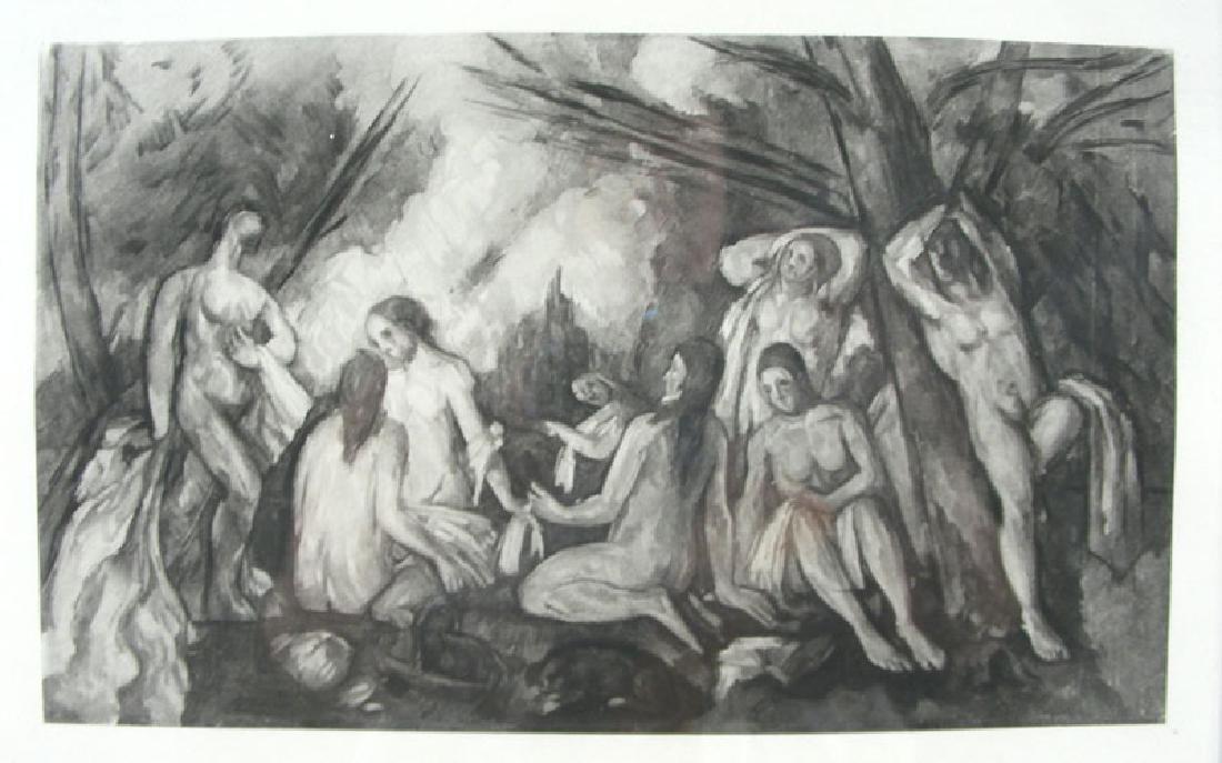 PAUL CEZANNE (1838-1906) FRENCH - 2