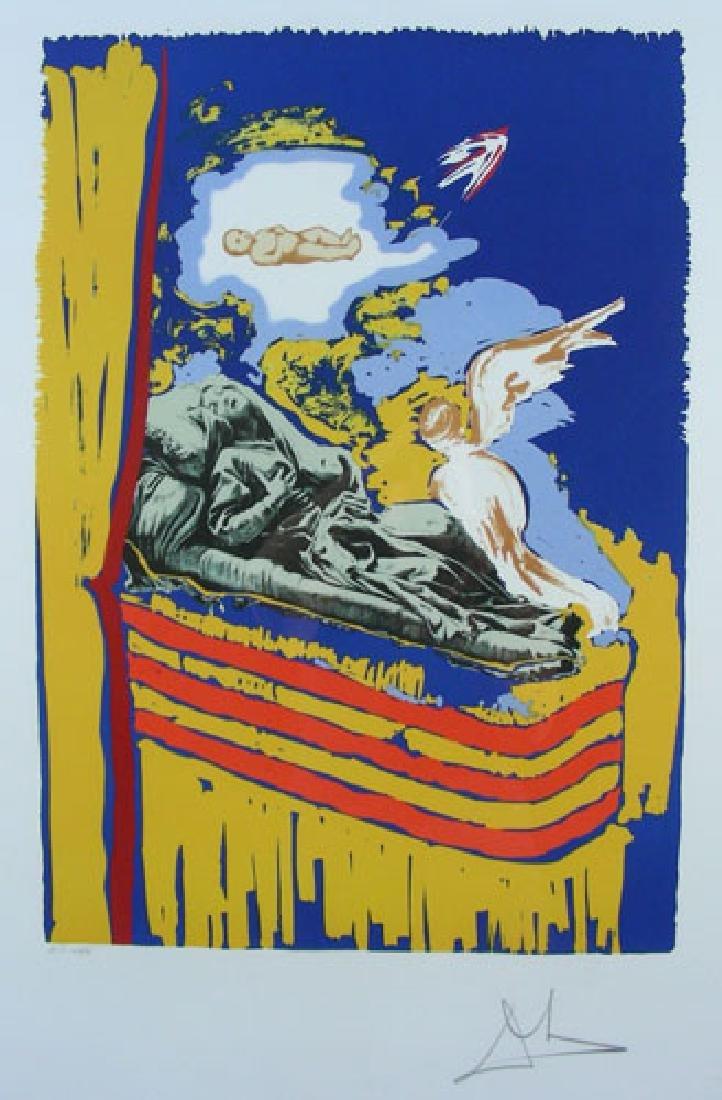 SALVADOR DALI(1904-1989) SPANISH