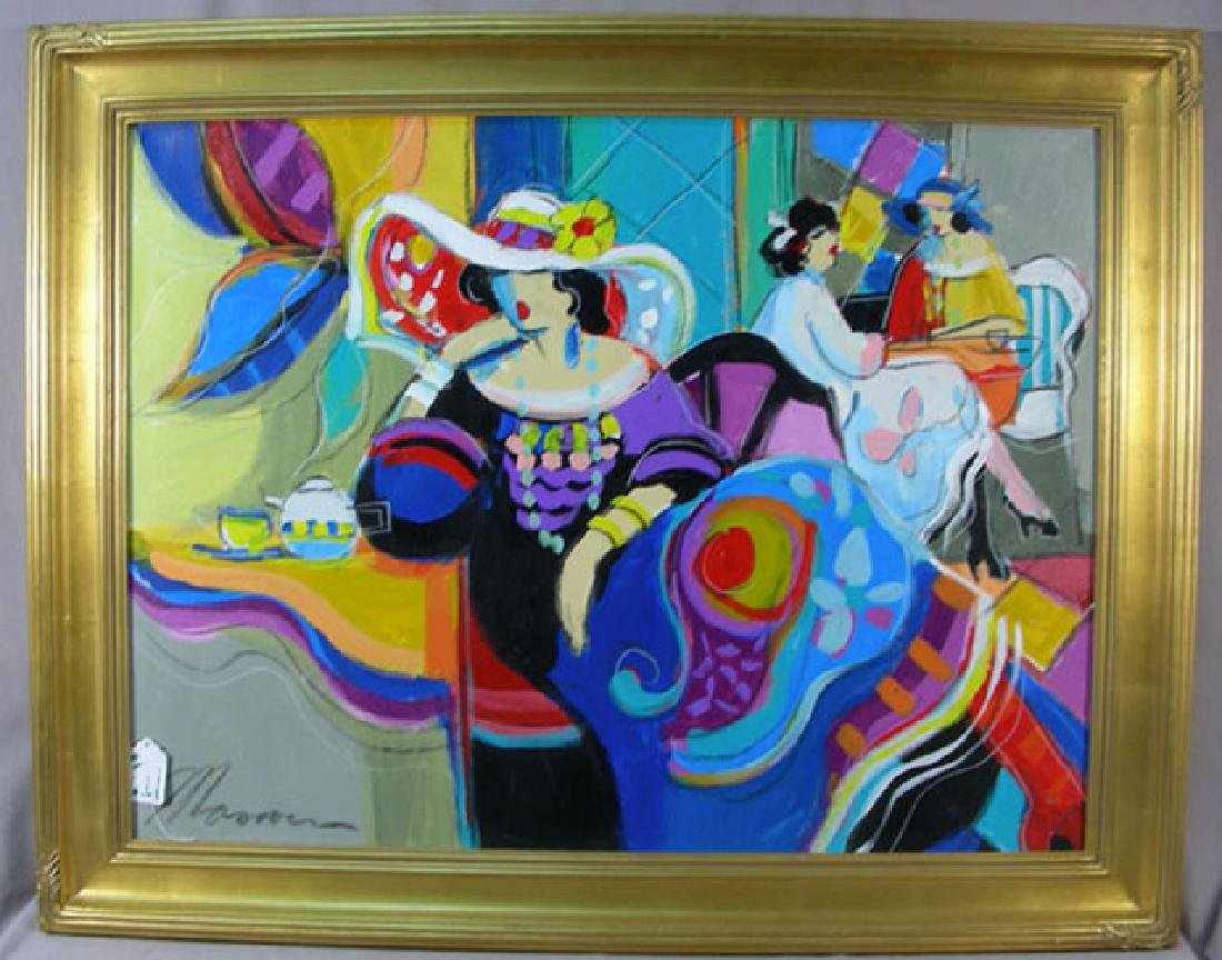 ISAAC MAIMON (1951-    ) FRENCH