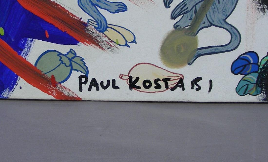 PAUL KOSTABI (1962-    ) AMERICAN - 2
