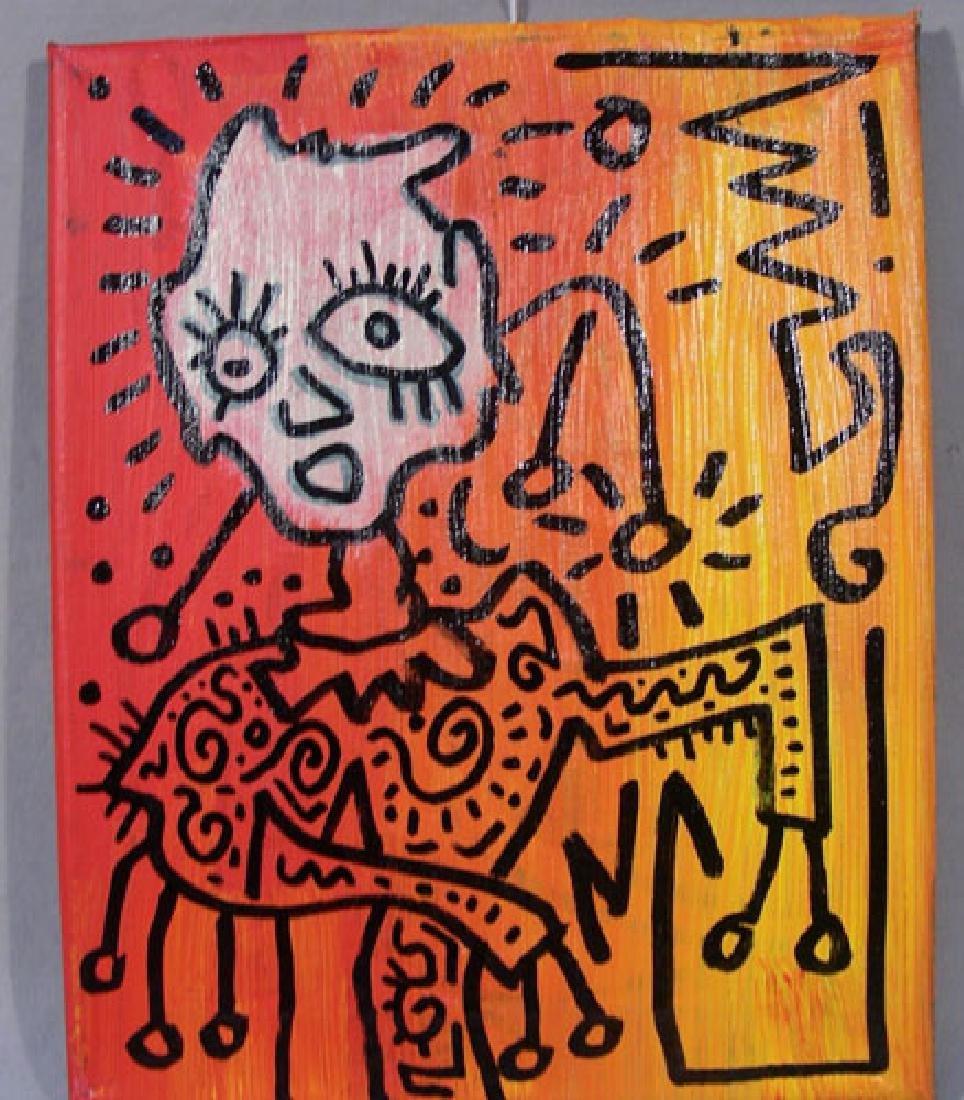 PAUL KOSTABI (1962-    ) AMERICAN