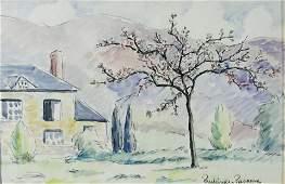 PAUL EMILE PISSARRO (1884-1972) FRENCH