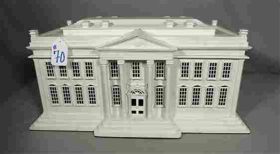 VERY RARE LIMITED EDITION WHITE HOUSE CIGAR HUMIDOR