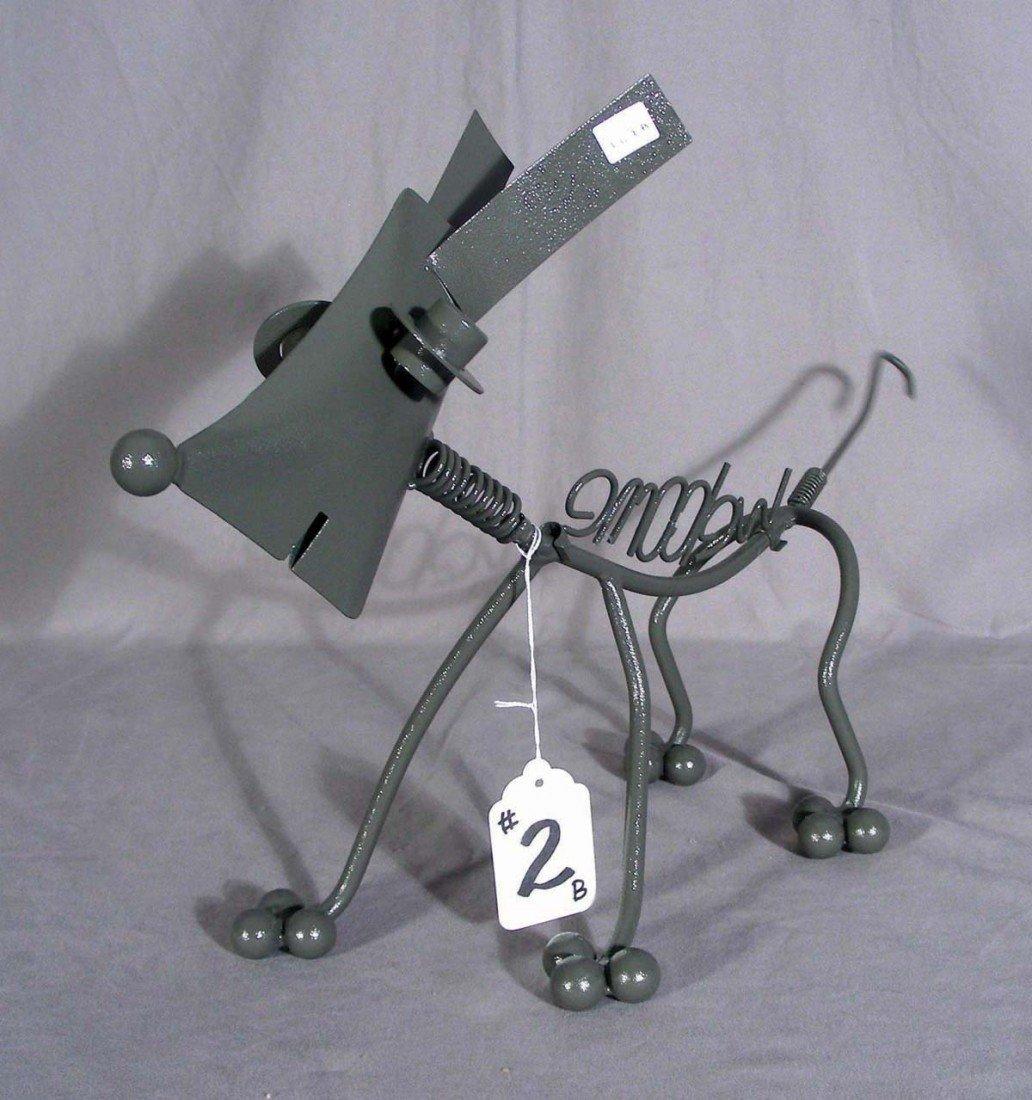 2B: METAL ANIMAL
