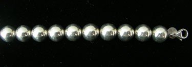 "1: LADIES STERLING SILVER ""TIFFANY & CO."" BRACELET"