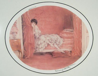 15: LOUIS ICART (1888-1950) FRENCH - OFFSET LITHOGRAPH