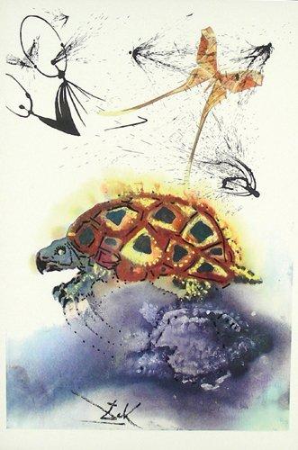109: SALVADOR DALI (1904-1989) SPANISH - LIMITED EDITIO