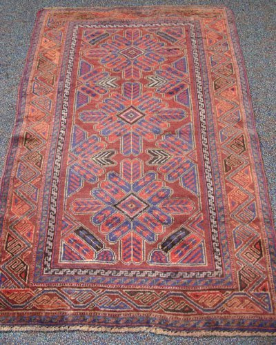 Belouch Area Rug