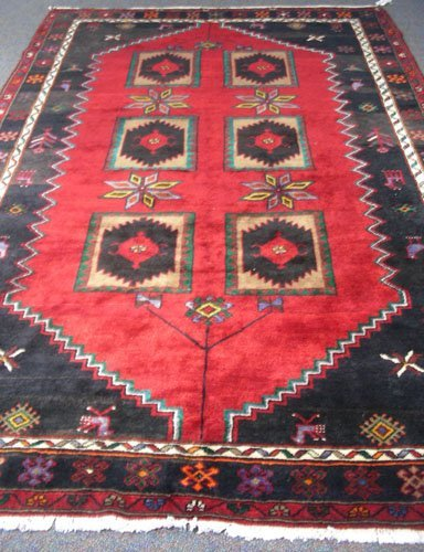 Colorful Viss Area Rug