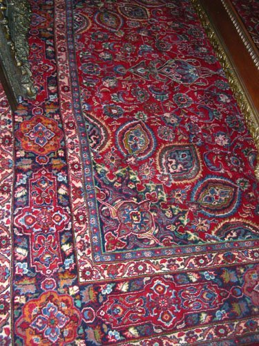 Old Meshad Area Rug