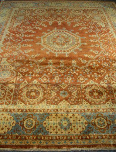 Unusual Mamluk Area Rug
