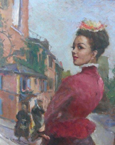 PAL FRIED (1893-1976) HUNGARIAN/AMERICAN