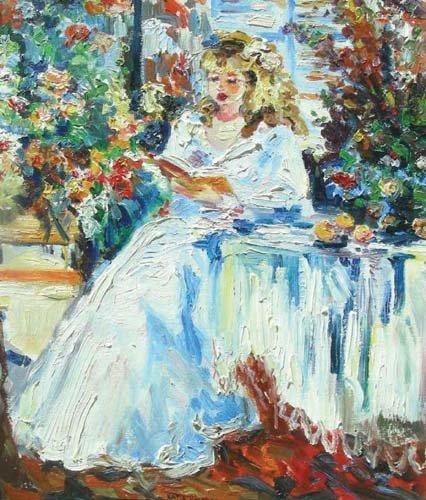 KATIA PISSARRO (1936-2001) FRENCH