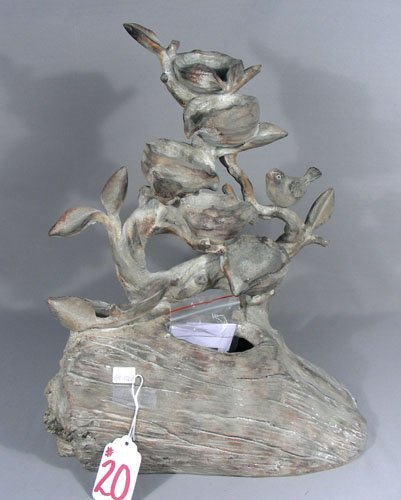 ADORABLE COMPOSITION SELF CONTAINED TABLE FOUNTAIN