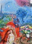 MARC CHAGALL 18871985 RUSSIANFRENCH