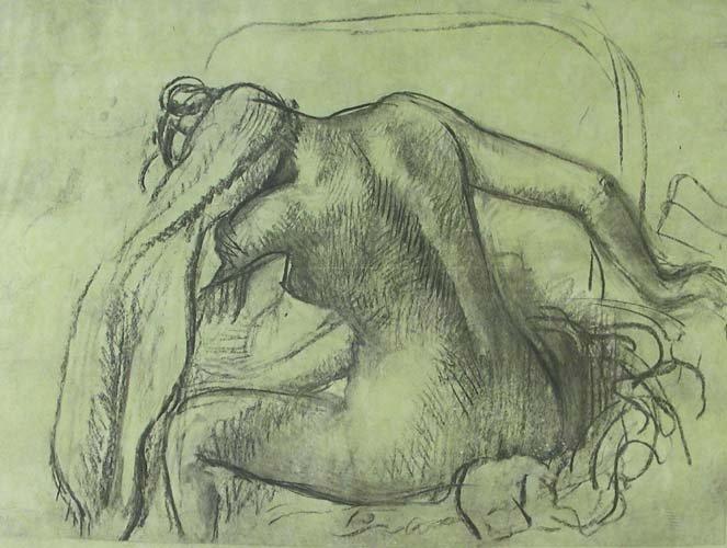 EDGAR DEGAS (1834-1917) FRENCH