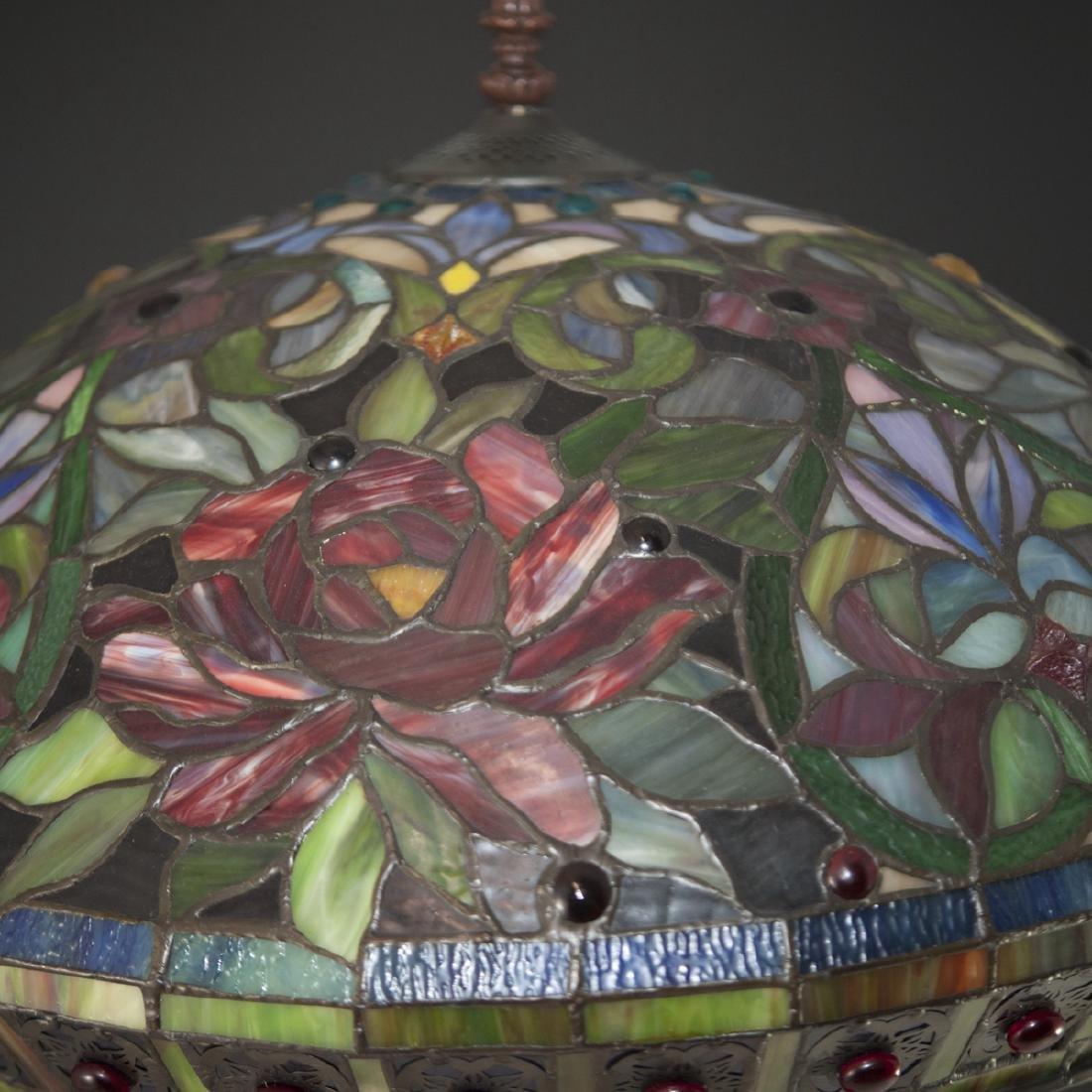 Tiffany Style Lamp - 2