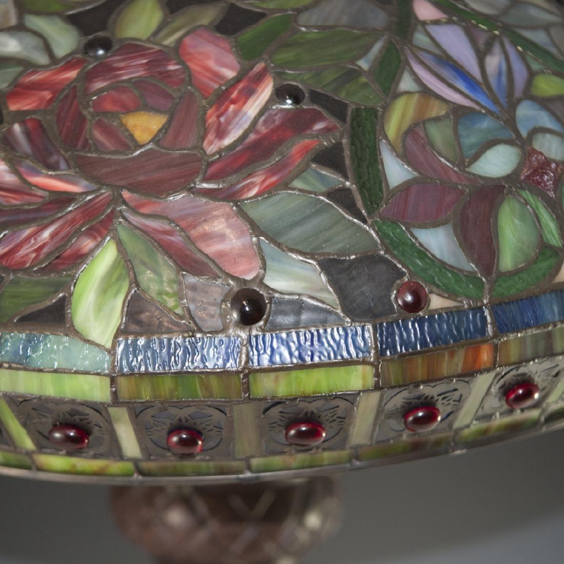 Tiffany Style Lamp - 3
